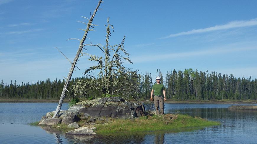 Walleye And Pike Fishing On Simard S Lake Caesar S North