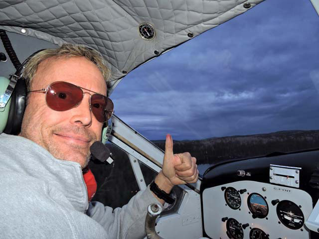 Olivier's flying to Caesar's North Camps