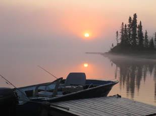 Sunrise by...Guylain Henault