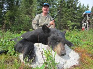 Sam Thaw's big bear