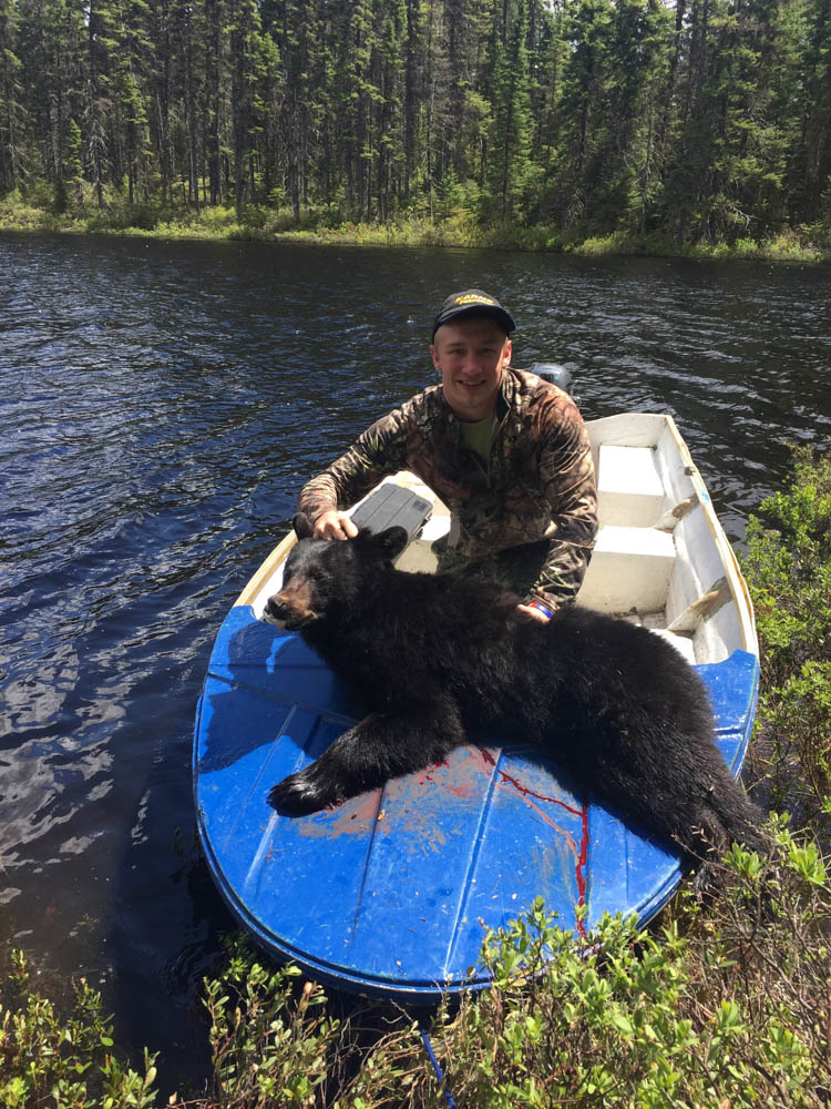 Gr.Mark Morris bear hunt