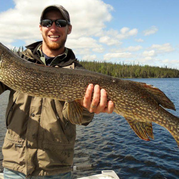 Our Winner - Ryan bosdorf big pike lake Nancy