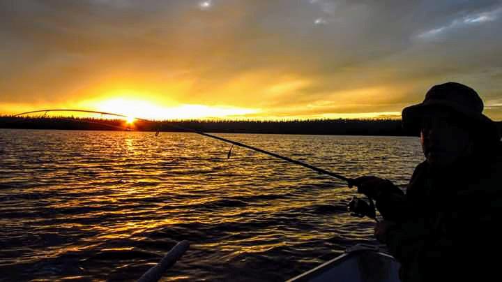 Sunset by Lindsay Marsh